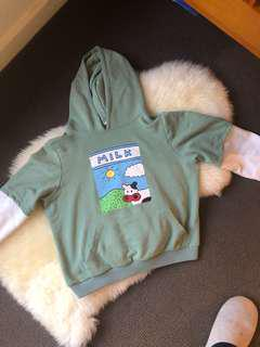 Cute Japanese/Korean hoodie