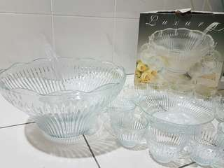 Glassware Service A Punch 27pcs set