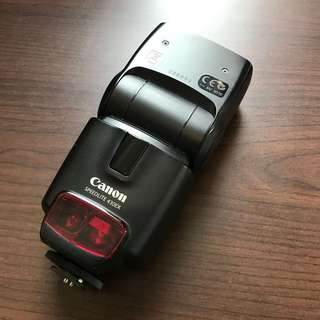 Canon 430EX Speedlight Flash