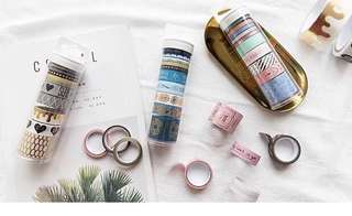 🚚 [PO] Washi Tape Sets