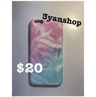 iPhone 6 少女粉色phone case