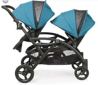 Contours Stroller with special price