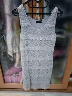 Cecie semi dress
