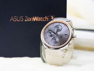 Asus zenwatch 3 smart watch 智能錶 (市價$1850)