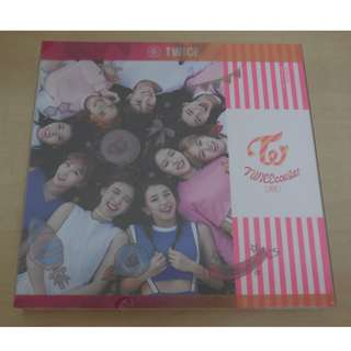 [LAST 1][CRAZY DEAL 20% OFF FROM ORIGINAL PRICE][READY STOCK]TWICE KOREA ALBUM TWICECOASTER:LANE 1(SEALED); ORIGINAL FR KOREA (PRICE NOT INCLUDE POSTAGE)PLEASE READ DETAILS FOR MORE INFO; POSLAJU:PENINSULAR AREA :RM10/SABAH SARAWAK AREA: RM15