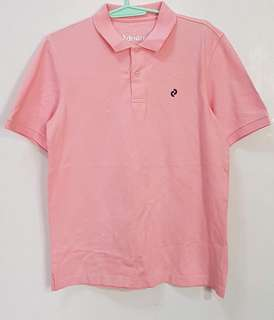 DENIZEN PINK POLO WITH TAGS
