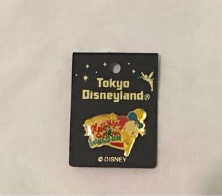 Disney Donald Duck pin (絶版)