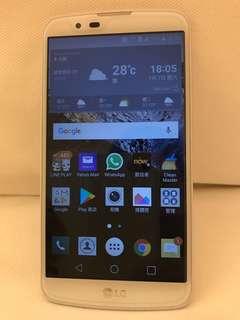 LG K10 LTE, WHITE 16GB