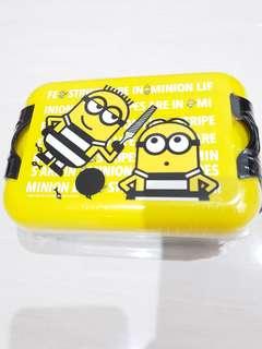 Kotak makan anak anak minion / lunch box minion