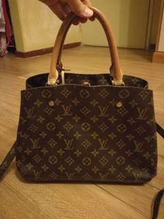 LV montaigne premium bundle