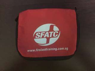 SFATC Small First Aid Pouch