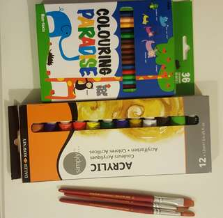 INSTOCK ART Materials for students !!
