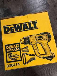 DEWALT D26414 HEAT GUN 2000W 220V
