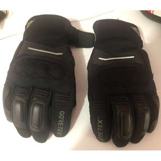 Dainese Solarys Goretex Short Cuff Waterproof Gloves