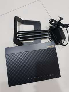 Asus RT-AC66U Dual Band Wireless Router