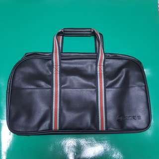 黑色旅行袋  大包包 商用休閒兩用