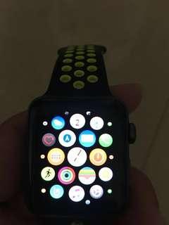 apple watch 2 Nike+ 42mm 限面交保障你我權益