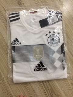 PLAYER ISSUE GERMANY HOME KIT WORLD CUP GERMANY JERSEY GERMANY HOME JERSEY