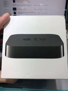 Apple TV 第三代 full set
