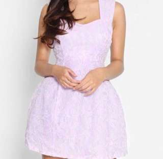 Lara J tulle dress