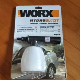 Worx 高壓水槍 泡沬壺 皂液瓶