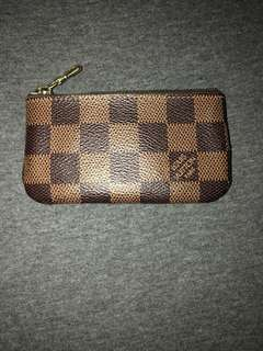 Authentic Louis Vuitton Key Pouch
