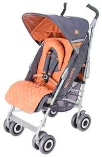 Maclaren Techno XLR Baby stroller