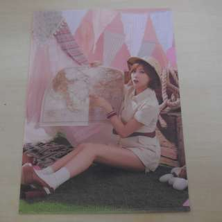 [CRAZY DEAL 90% OFF FROM ORIGINAL PRICE][READY STOCK]APINK KOREA OFFICIAL A4 SIZE FILE 1PC; ORIGINAL FR KOREA (PRICE NOT INCLUDE POSTAGE)PLEASE READ DETAILS FOR MORE INFO; POSLAJU:PENINSULAR AREA :RM10/SABAH SARAWAK AREA: RM15