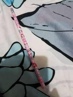 Brand new hello kitty n melody pencil