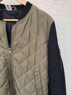 LYLA & CO. Bomber Jacket