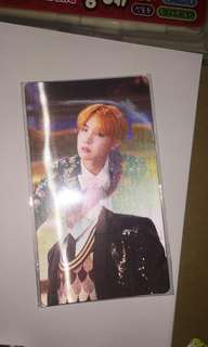Concept book 3D card(J-Hope)