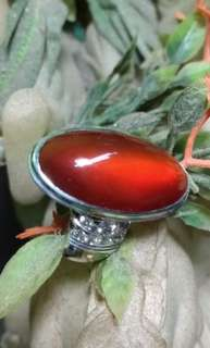 Costum ring silver hand made