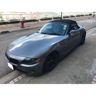 BMW Z4 2.5 2003