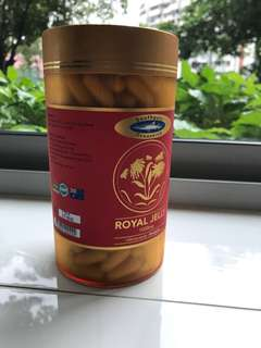 Life One Origin Royal Jelly 1000mg, 366s