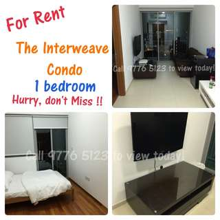 Interweave Condo - 1 bedroom
