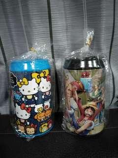🚚 Hello Kitty & 海賊王 存錢筒
