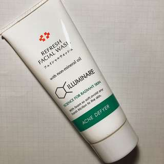 ILLUMINARE FACE WASH - ACNE DEFYER