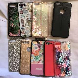 Iphone 7 plus cases preloved