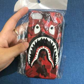 PRELOVED BAPE CASE (USE 1X) FAST ONLY