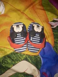 Sandal sepatu baby