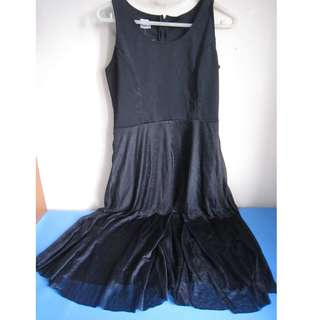 Soiree Black Dress