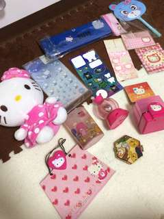 Take All Hello Kitty Stuff
