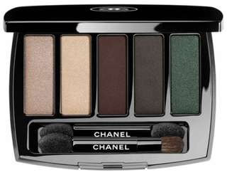 Chanel Trait De Caractere Eyeshadow Palette