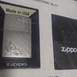 雜誌第一期 Zippo