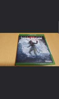 Rise of Tomb Raider - Brand new in plastic wrapping