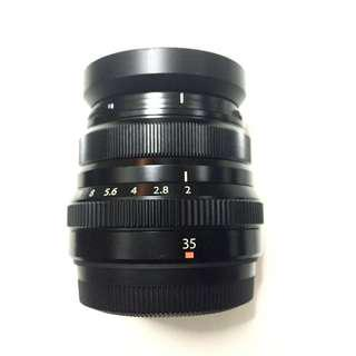 Fujifilm 35mm F/2.0