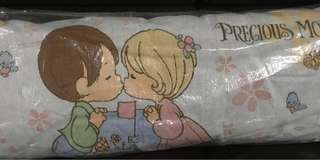 🚚 Precious Thots / Precious Moment Long Pillow Cushion for couple wedding / house warming