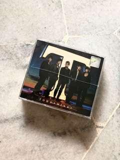 TVXQ T CD+DVD