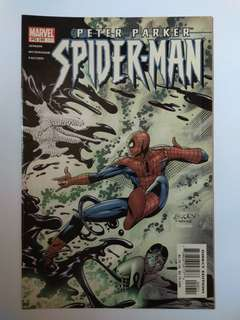 🚚 Marvel Peter Parker Spider-Man Vol 2 Rare Issue 49