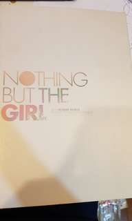 SNSD TAEYEON NOTHING BUT THE GIRL PHOTOBOOK
